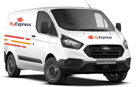 furgoneta de ByExpress